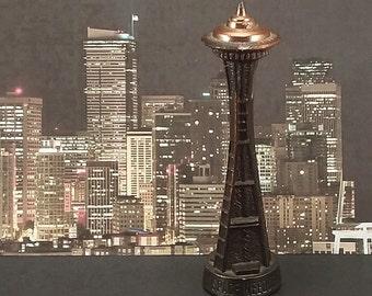 Space Needle Souvenir Seattle WA 1962 World's Fair