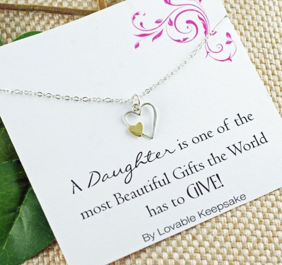 Gift for daughter from mom on wedding day Gift To Bride From Mother ...