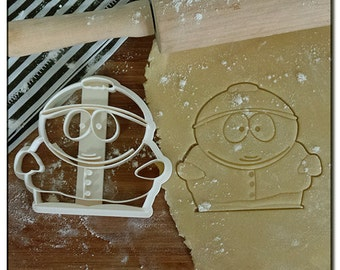 Cookie Cutter 3D Cartman South Park