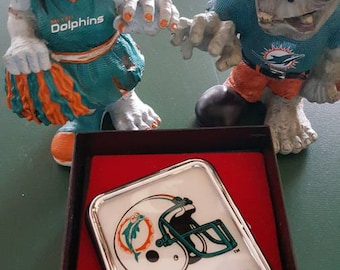 Miami Dolphins, Miami Dolphins light up medallion for front of car