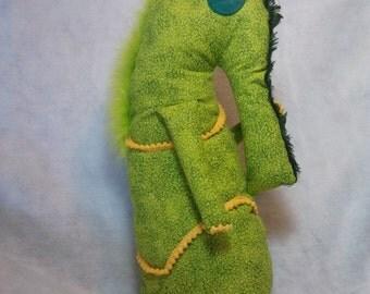 A31  Sweet and Snorkish stuffed animal