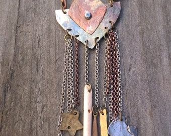 The Warrior's Keeps Necklace, Version Two