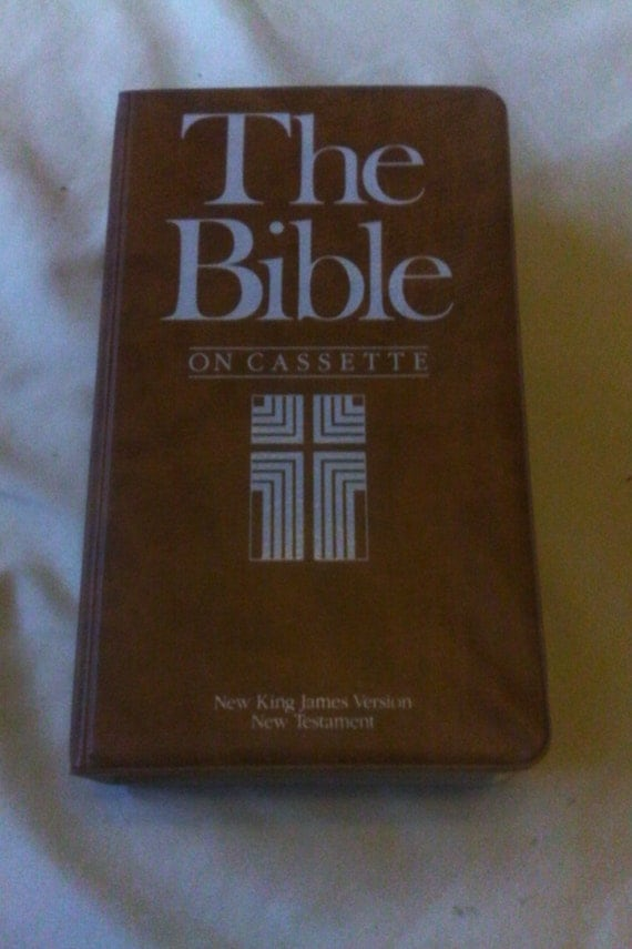 bible king james version new testament