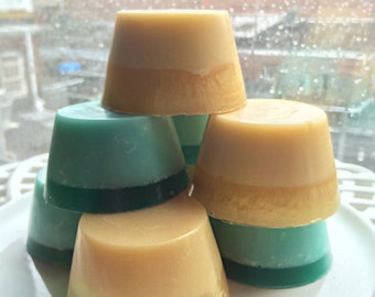 Handmade Panna Cotta His and Her Soap
