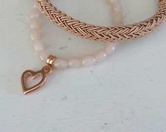 Basic set with braided cord
