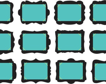 Scrapbook Frames SVG, scrapbooking frames cricut, EPS Photo Frames, Vector Frames, Photo Frame Cut File, svg frame cut file, Photo Cutouts