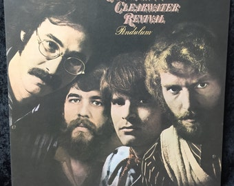"""Creedence Clearwater Revival """"Pendulum"""" 1970 US Release"""