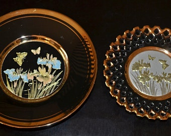 Chokin Decorative Plates, Collector Plates