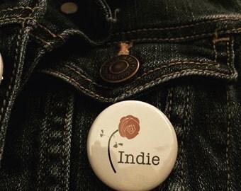 Indie Button
