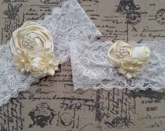 Vintage Headband and Sash