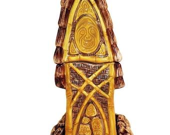 Spirit Hut Tiki Mug Ceramic