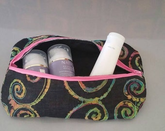 Handmade Cosmetic purse