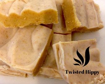 Almond Milk & Honey Travel Soap