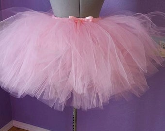 Pink Pixie Tutu Skirt - You Choose the Color