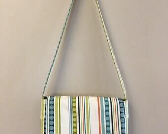 Messenger Bag, Handmade, Shoulder Bag