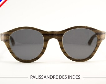 Sunglasses wooden KOAD Made in France