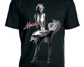 Marilyn Monroe White Dress Tee-Shirt