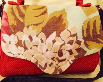 """Geneva"" floral bag"