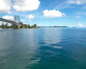 Beautiful Bridge of Palau