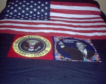 President Obama Quilt