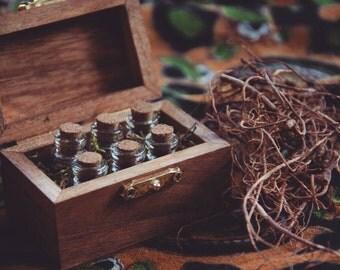 Kräuterbox Salbei mit Rune
