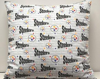 """Steelers 20""""x20"""" Piller"""