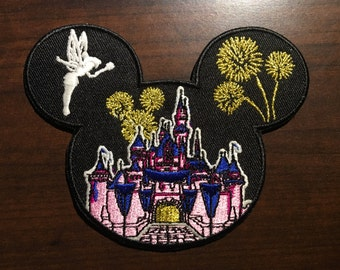 Glowing Castle patch