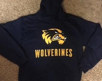 Custom Made Team Sweaters