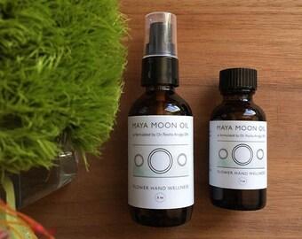 Maya Moon Oil - Massage Oil