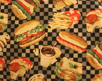 Junk Food Purse