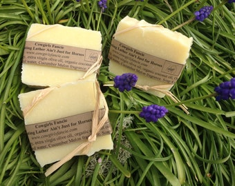 Hemp Oil Cold Processed Soap