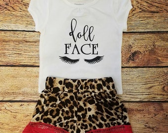 Doll Face Outfit