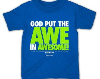 Awe In Awesome