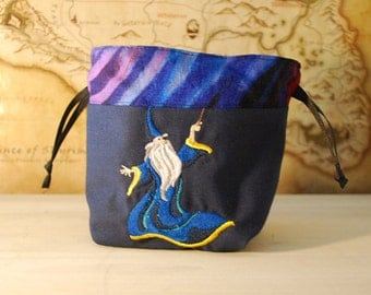 The Wizard Dice Bag