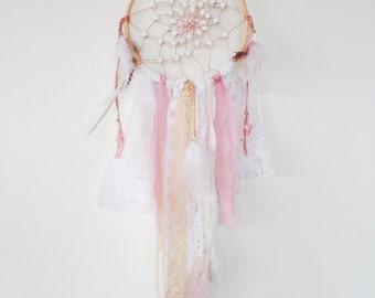 DreamCatcher-catcher dreams - powder pink
