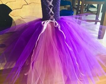 Rapunzel Tutu Dress - Tangled