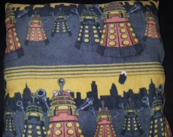 Doctor Who Dalek Pillow