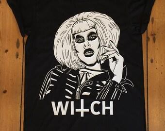 Sharon Needles 'WITCH' unisex t-shirt