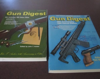 Gun Digest, gun reference, 1976 and 1982 Gun Digest