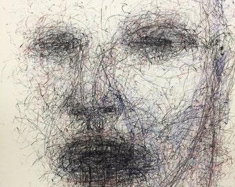 Original figure drawing