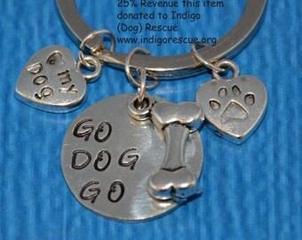 Dog Lover Gift | Dog Lover Keychain | Dog Owner Accessories | Dog Gift | Dog Owner Gift | Pet Lover Gift | Dog | Dog Owner Keychain