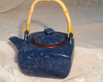 Charming Oriental Teapot for One