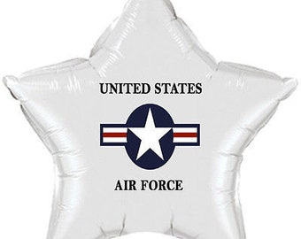 Air force party supplies centerpiece wing table decorations for Decor 6 form air force