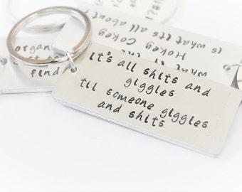 Key Ring - novelty funny gift