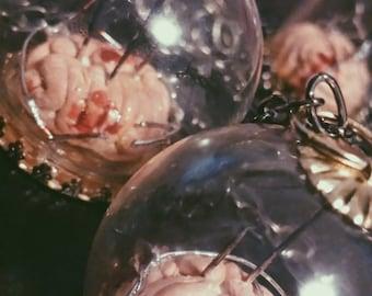 Brain dome necklace