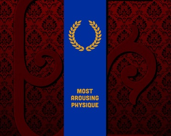 Most Arousing Physique Ribbon
