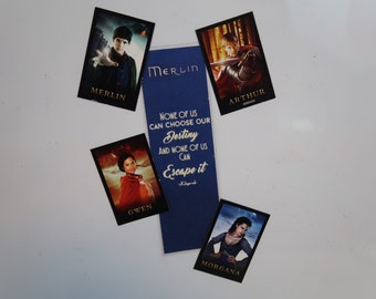 Merlin Bookmark