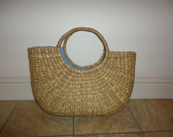 Eco Water Grass Summer Basket