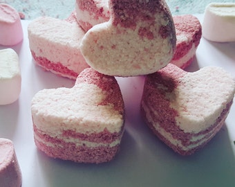 Strawberries and Marshmallows