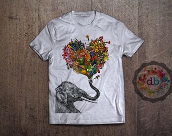 Art Elephant T-shirt